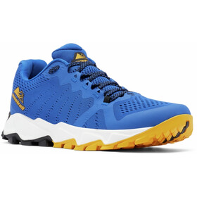 Columbia Trans Alps F.K.T. III Shoes Men azul/bright gold